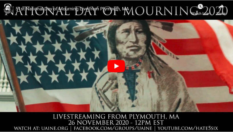 National Day of Mourning 2020